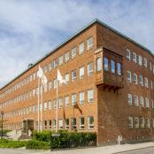 Kv. Eken – Viktor Rydbergs skola